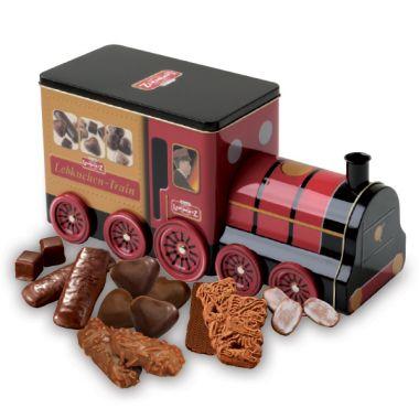 Lebkuchen-Train
