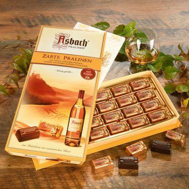 Asbach-Weinbrand-Pralinen
