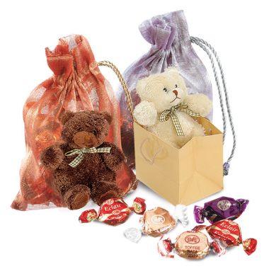 Geschenk-Säckchen mit Toffees
