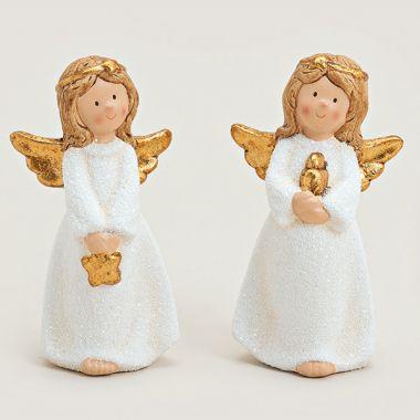 Engel aus Ton 2er Set 2015